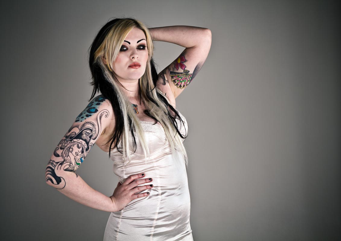 Nina Cresswell Tattoos