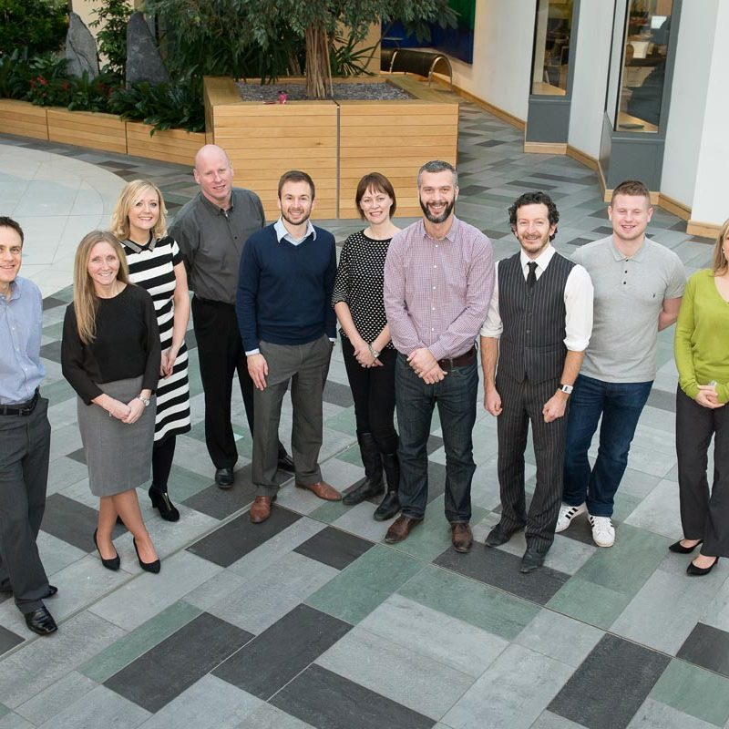 The Sage Welcome Team