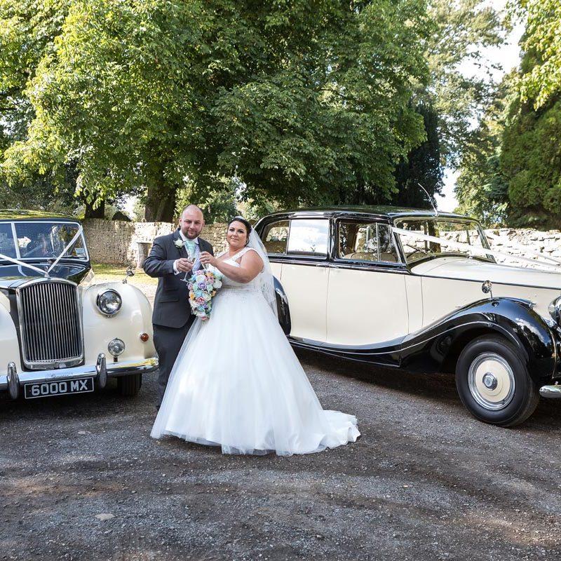 The George Hotel weddings