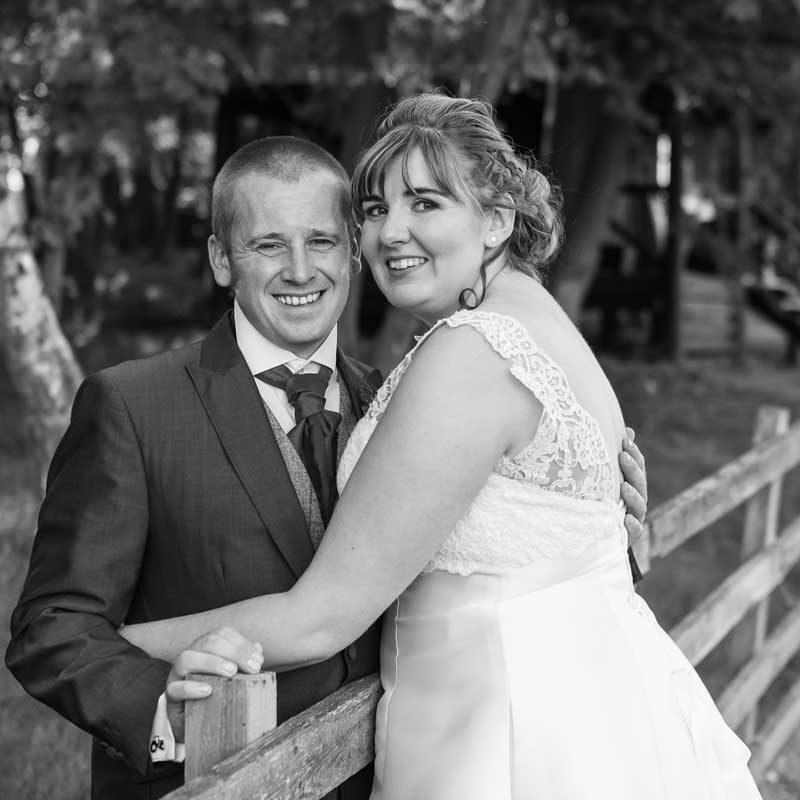 Derwent Manor Wedding Couple