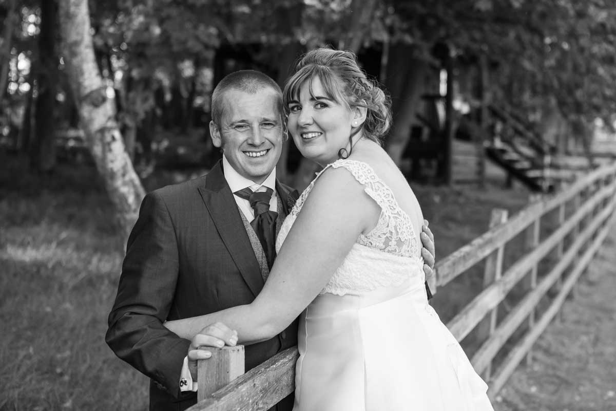 Derwent Manor Wedding Couple