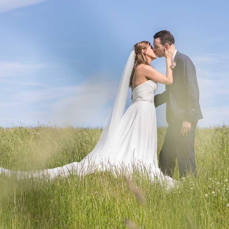Doxford Barns Wedding Couple